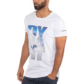 Dynafit Digital CO T-shirt Homme, white/whitedream